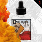 Delirium by Gallery Vape eJuice - Unavailable eLiquid by Gallery - eJuice Wholesale on VapeRanger.com