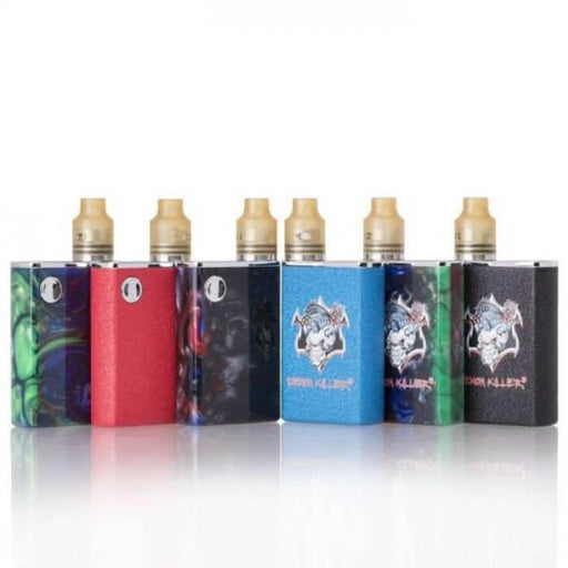Demon Killer Tiny Vape Starter Kit w/ Tiny RDA- VapeRanger Wholesale eLiquid/eJuice