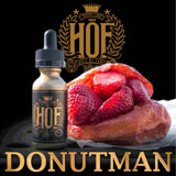 DonutMan Hall Of Fame by Ruthless Vapor #1