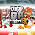Drip Up eJuice Sample Pack eLiquid by Drip Up - eJuice Wholesale on VapeRanger.com