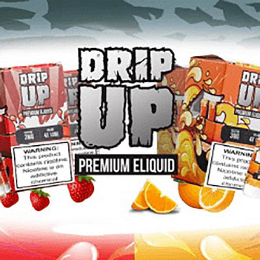 Drip Up eJuice Sample Pack- VapeRanger Wholesale eLiquid/eJuice