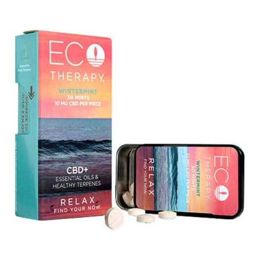 Eco Therapy CBD Relax Mints- VapeRanger Wholesale eLiquid/eJuice