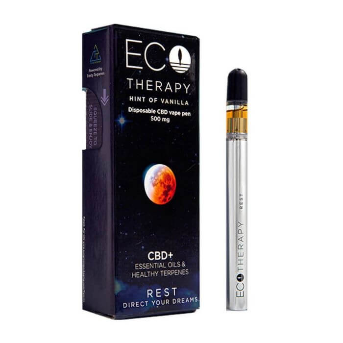 Eco Therapy CBD Rest Disposable Vape Pen