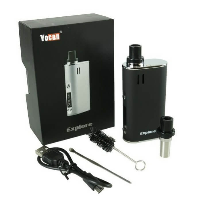 Explore Vaporizer by Yocan Hardware #2