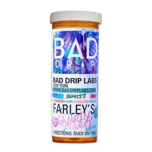 Farley's Gnarly Iced Outt by Bad Drip eJuice- VapeRanger Wholesale eLiquid/eJuice