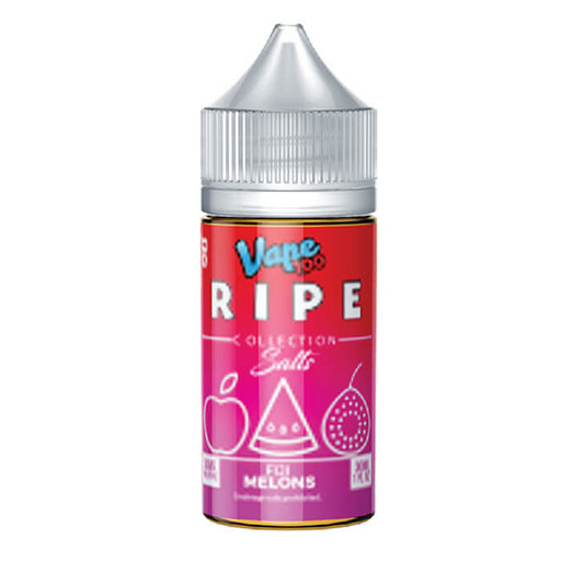 Fiji Melons by The Ripe Collection Nicotine Salt by Vape 100 E-Liquid- VapeRanger Wholesale eLiquid/eJuice