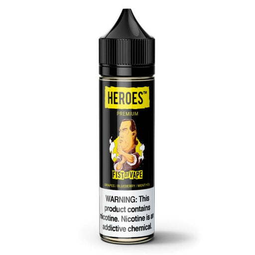 First of Vape by Heroes Premium E-Liquid- VapeRanger Wholesale eLiquid/eJuice