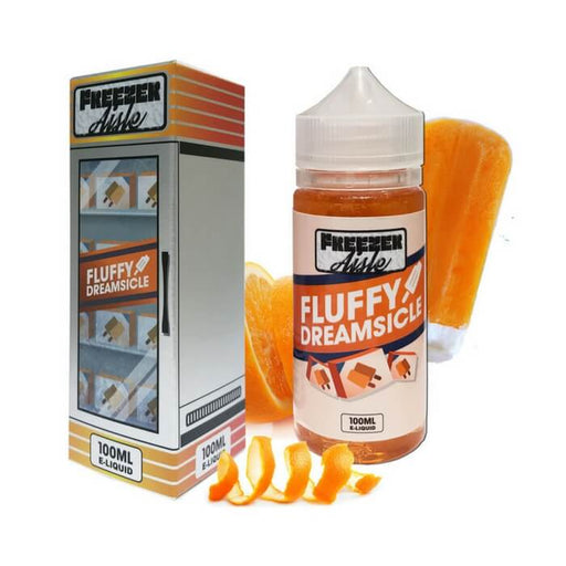 Fluffy Dreamsicle by Nitro Vapor E-Liquid- VapeRanger Wholesale eLiquid/eJuice
