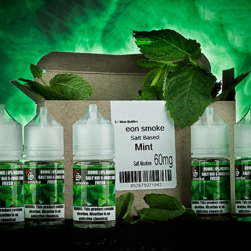 Fresh Mint Nicotine Salt by Eonsmoke- VapeRanger Wholesale eLiquid/eJuice