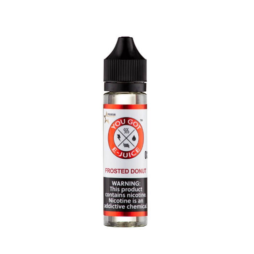 Frosted Donut by You Got E-Juice- VapeRanger Wholesale eLiquid/eJuice