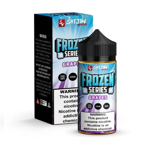 Frozen Grape by Frozen Vape Co eJuice- VapeRanger Wholesale eLiquid/eJuice