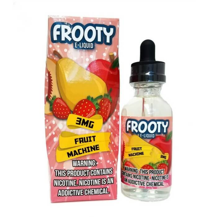 Fruit Machine by Frooty E-Liquid