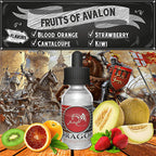 Fruits of Avalon by Dragon Kosher Liquids eLiquid by Dragon Liquids - eJuice Wholesale on VapeRanger.com