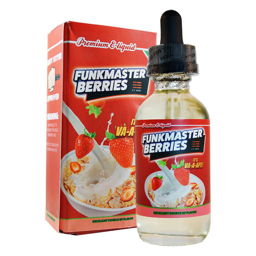 Funk Master Berries by Funk Master Flakes eJuice- VapeRanger Wholesale eLiquid/eJuice