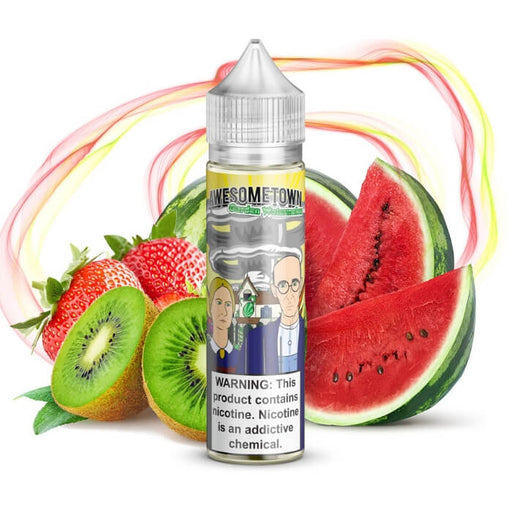 Garden Watermelon by Awesometown eJuice- VapeRanger Wholesale eLiquid/eJuice
