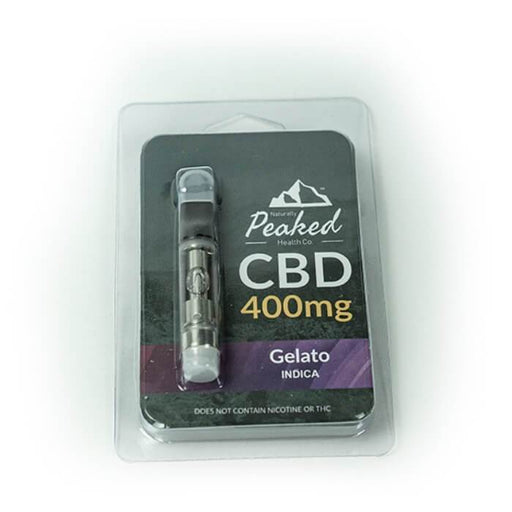 Naturally Peaked Health CBD Vape Cartridges- VapeRanger Wholesale eLiquid/eJuice