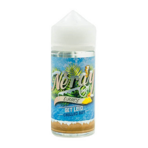 Get Lei'd Chilled Out by Nerdy eJuice- VapeRanger Wholesale eLiquid/eJuice