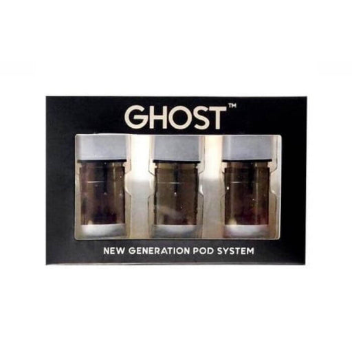 Ghost New Generation Replacement Pods (3-Pack)- VapeRanger Wholesale eLiquid/eJuice