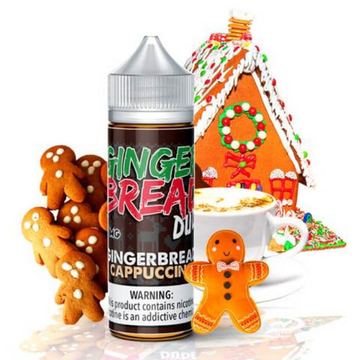 Gingerbread Dude by Fuggin Vapor E-Juice - Unavailable- VapeRanger Wholesale eLiquid/eJuice