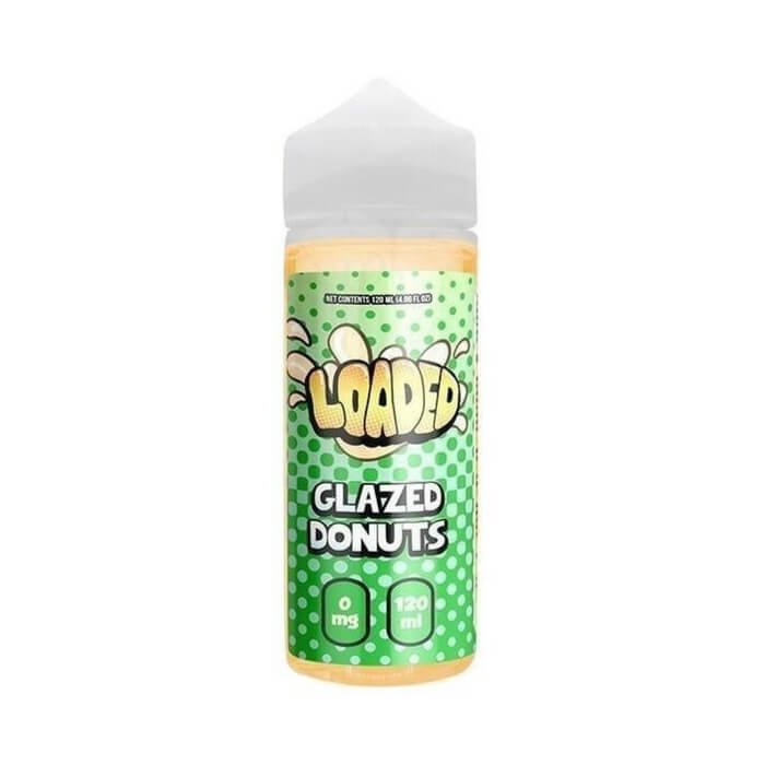 Glazed Donuts by Loaded E-Liquid (Ruthless Vapor) Wholesale eLiquid | eJuice Wholesale VapeRanger