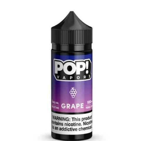 Grape Chew by Pop! E-Juice- VapeRanger Wholesale eLiquid/eJuice