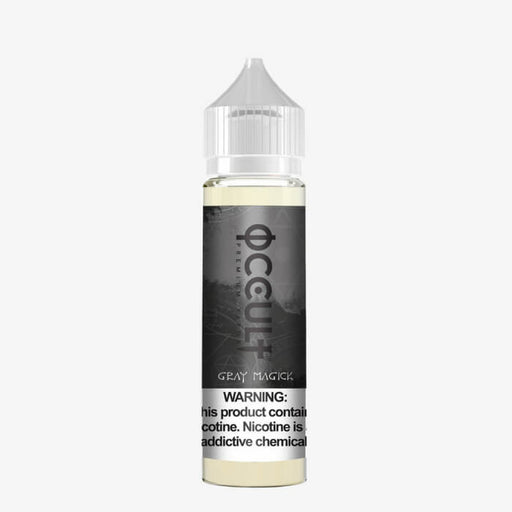 Gray Magick by Occult Premium Vapor- VapeRanger Wholesale eLiquid/eJuice