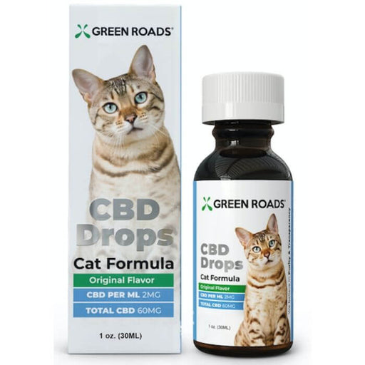 Green Roads Cat Formula CBD Drops- VapeRanger Wholesale eLiquid/eJuice
