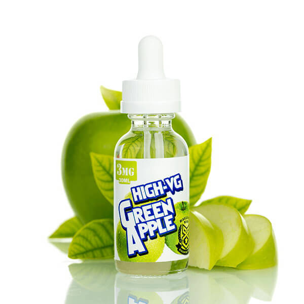 Green Apple by High-VG Brand eJuice #1