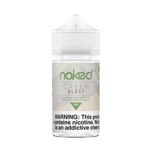 Green Blast by Naked 100 Fruit E-Liquid- VapeRanger Wholesale eLiquid/eJuice