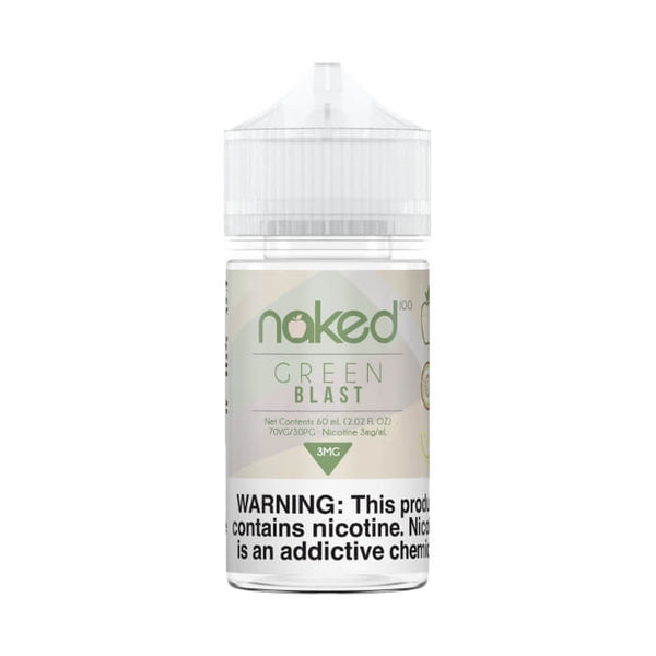 Green Blast by Naked 100 Fruit E-Liquid