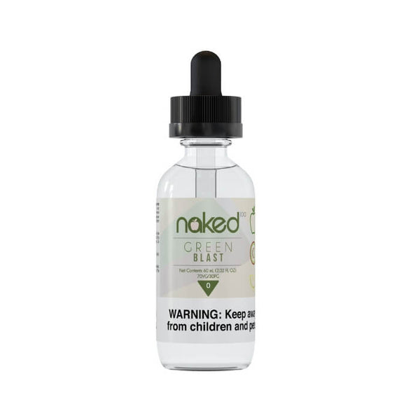 Green Blast by Naked 100 eJuice #1