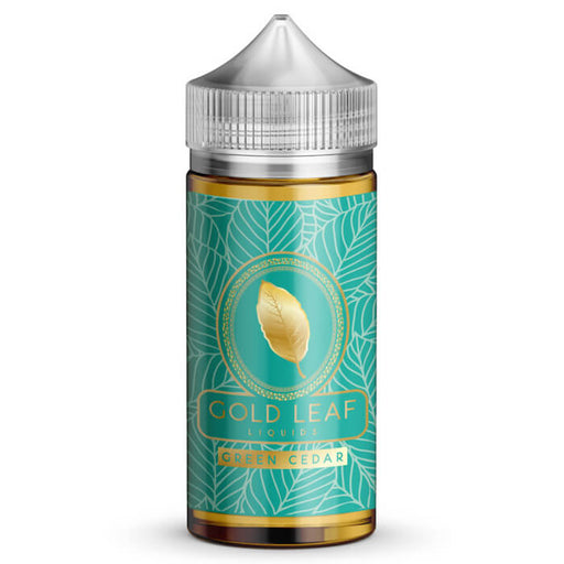 Green Cedar by Gold Leaf Liquids- VapeRanger Wholesale eLiquid/eJuice