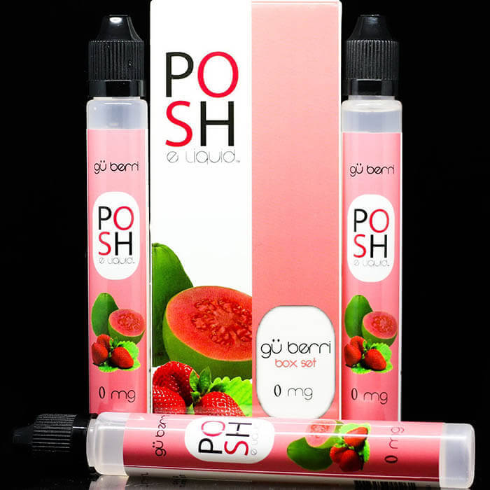 Gu Berry by Posh E-Liquid Vape Juice - Unavailable Wholesale eLiquid | eJuice Wholesale VapeRanger