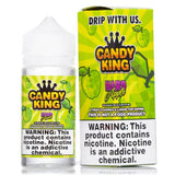 Hard Apple by Candy King eJuice- VapeRanger Wholesale eLiquid/eJuice
