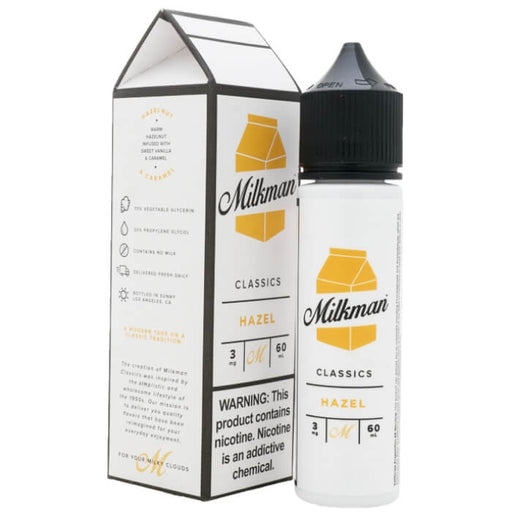 Hazel by The Milkman eJuice- VapeRanger Wholesale eLiquid/eJuice