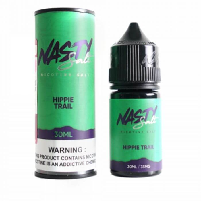 Hippie Trail by Nasty Juice Nicotine Salt E-Liquid