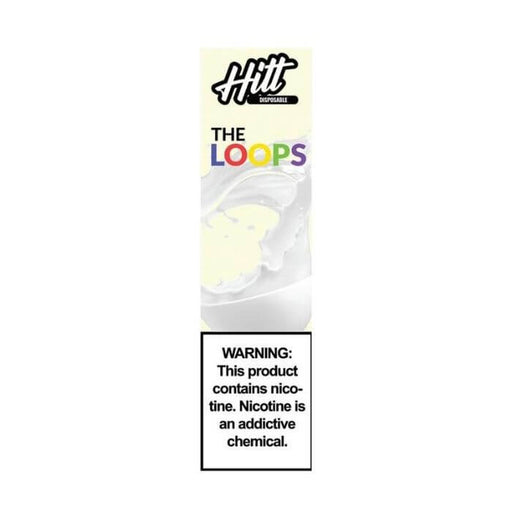 Hitt Go The Loops Disposable Device- VapeRanger Wholesale eLiquid/eJuice
