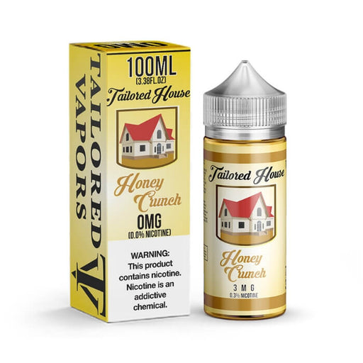 Honey Crunch by Tailored House eJuice- VapeRanger Wholesale eLiquid/eJuice