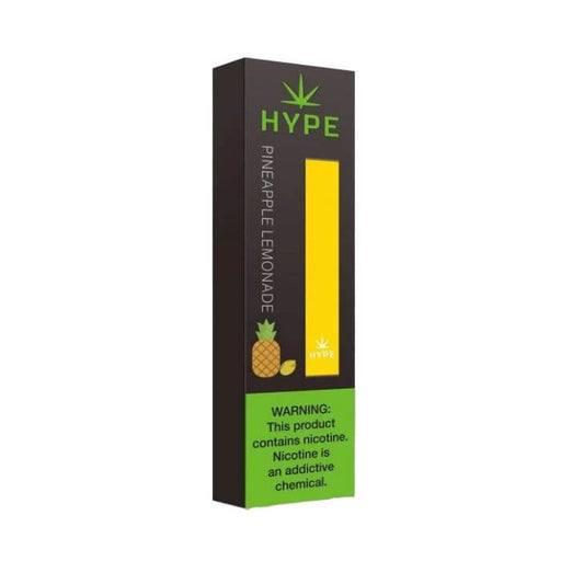 Hype Bar Pineapple Lemonade Disposable Stick- VapeRanger Wholesale eLiquid/eJuice