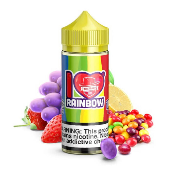 I Love Candy Rainbow by Mad Hatter eJuice #1