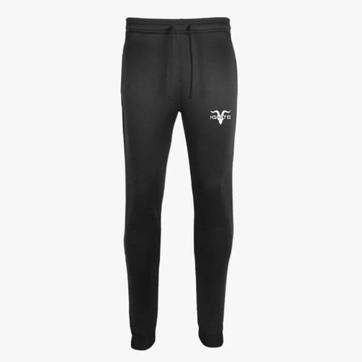 Ignite Apparel Mens Jogger Sweatpants Black- VapeRanger Wholesale eLiquid/eJuice