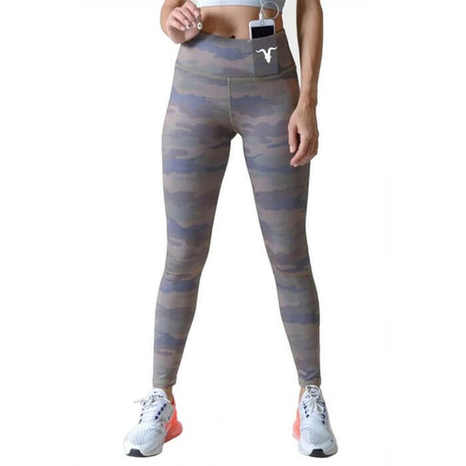 Ignite Apparel Womens Camo Print Yoga Pants- VapeRanger Wholesale eLiquid/eJuice