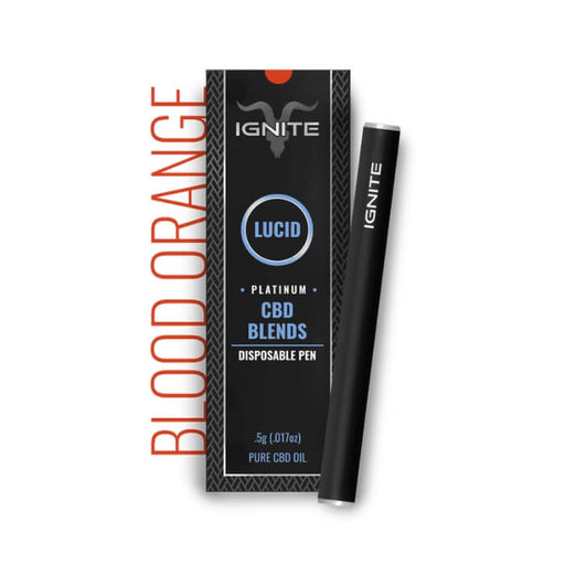 Ignite CBD Blood Orange Disposable Vape Pen- VapeRanger Wholesale eLiquid/eJuice