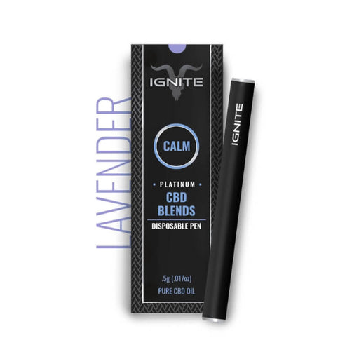 Ignite CBD Lavender Disposable Vape Pen- VapeRanger Wholesale eLiquid/eJuice