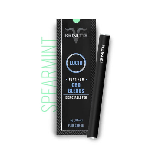Ignite CBD Spearmint Disposable Vape Pen- VapeRanger Wholesale eLiquid/eJuice