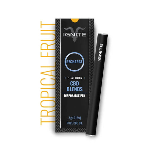 Ignite CBD Tropical Fruit Disposable Vape Pen- VapeRanger Wholesale eLiquid/eJuice