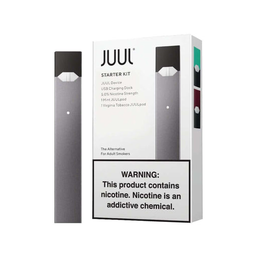 JUUL Vapor Starter Kit- VapeRanger Wholesale eLiquid/eJuice