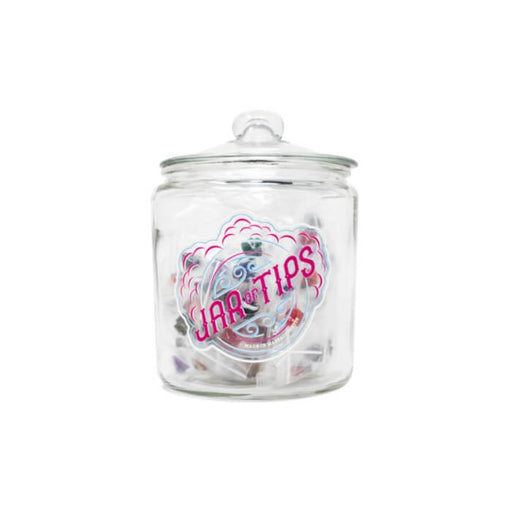 Half Moon Mods Jar Of Drip Tips- VapeRanger Wholesale eLiquid/eJuice