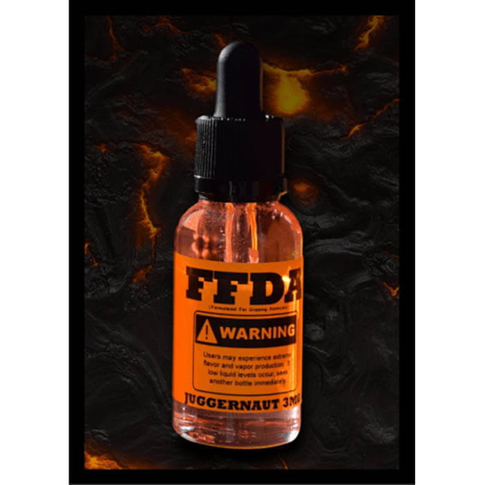 Juggernaut by FFDA eJuice Wholesale eLiquid | eJuice Wholesale VapeRanger