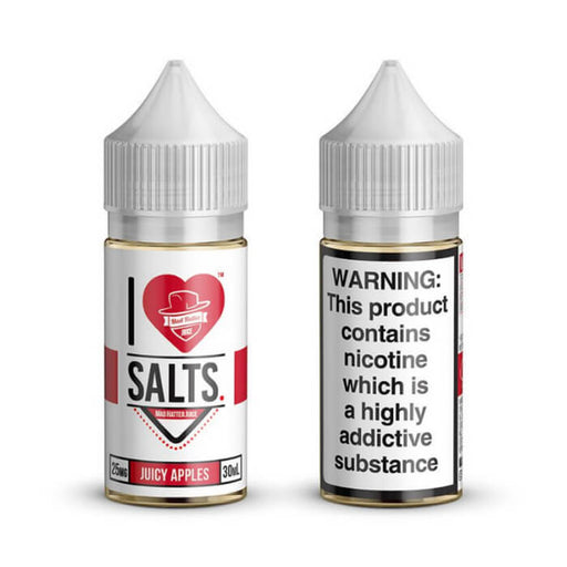 Juicy Apples by I Love Salts Nicotine Salt eJuice- VapeRanger Wholesale eLiquid/eJuice